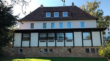EmK-Freizeiten - Unterkünfte - Haus am Wonneberg