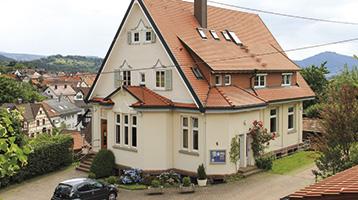 EmK-Freizeiten - Unterkünfte - Ferienheim Loffenau
