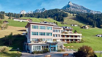 EmK-Freizeiten - Unterkünfte - Familienhotel Alpina