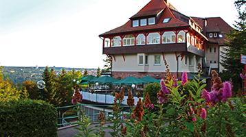 EmK-Freizeiten - Unterkünfte - Hotel Teuchelwald