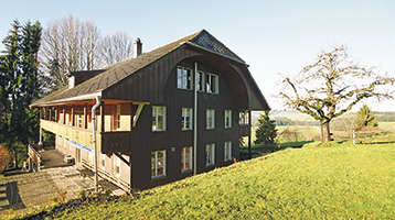 EmK-Freizeiten - Unterkünfte - Ferienheim Honegg