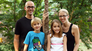 Familie Janietz berichtet aus Sierra Leone