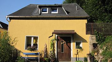 EmK-Freizeiten - Unterkünfte - Gästehaus Schneeberg-Neustädtel